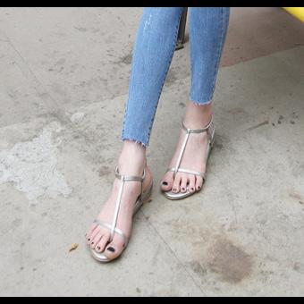 625 613  - 倒装带鞋<br>