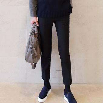 645584 - 现代合身裤休闲裤