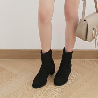 643295 - 切尔西麂皮鞋