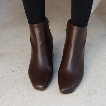 646074 - 现代短靴鞋