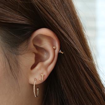 646076 - j个集合耳环耳环