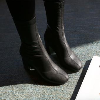 648063 - 高盛短靴鞋