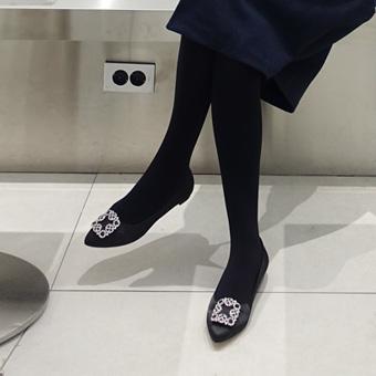 651037 - 人鱼宝石平底鞋