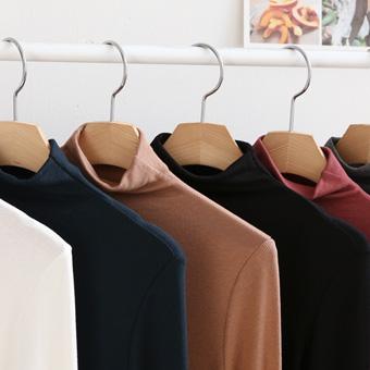 653052 - 保范基本款T恤衫