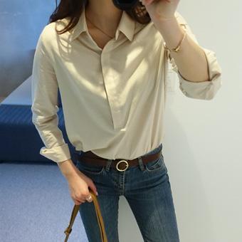 655199 - 亨尼基本衬衫