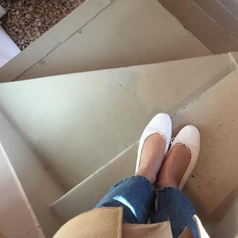 659409 - 它折叠扁平鞋