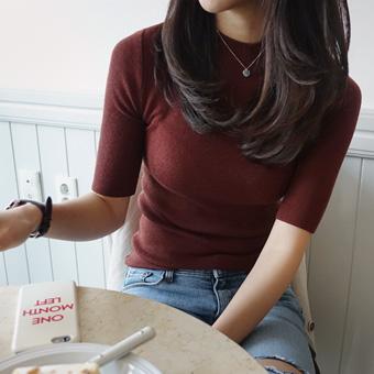664876 - 女士针织针织