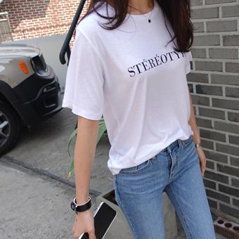 665951 - Yeori适合立体声Ť恤衫
