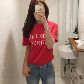 669143 - 特别纯棉T恤衫