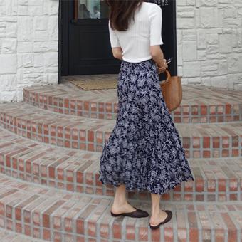 695190 - 非艾丽皱纹裙子
