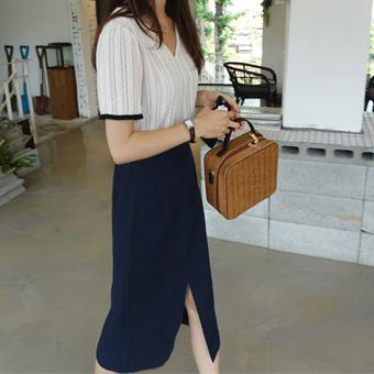 707280 - 简单的缝裙子