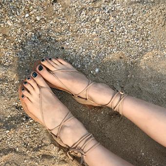 707889 - 修身腿部线条鞋