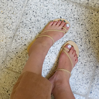 709656 - 扭触发器鞋