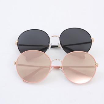 710422 - 半反射镜圆形眼镜