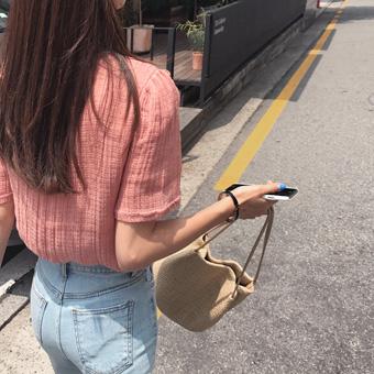 713578 - 亚麻条纹衬衫
