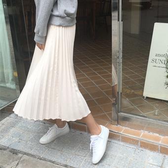 719179 - 软褶皱裙子