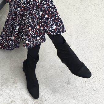 739545 - 双色麂皮鞋