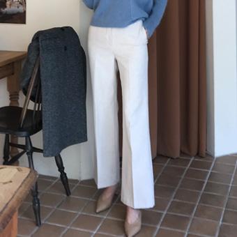 742603 - 莫斯羊毛裤裤子