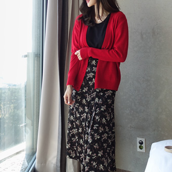 744123 - 口风琴裙子