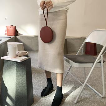 744282 - 羊毛H.裙子
