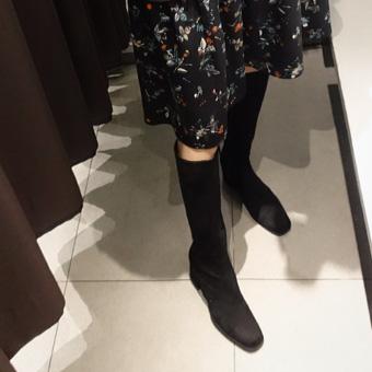 745287 - Ekkeul跨度靴鞋