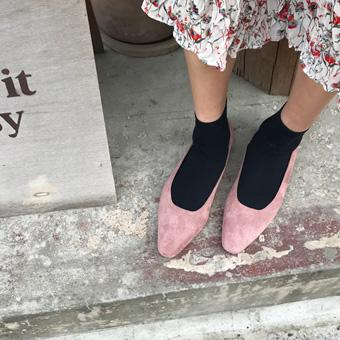 748263 - 炖平底鞋