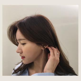 749503 - 简单的服务耳环