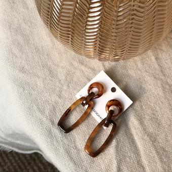 750521 - 母珍珠戒指耳环
