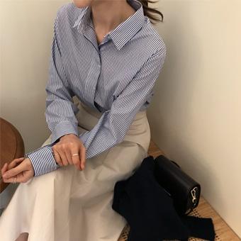 752798 - 隐藏ST棉衬衫