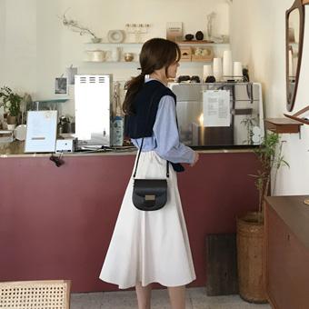 752799 - 朱巴ttemmeu棉布裙子
