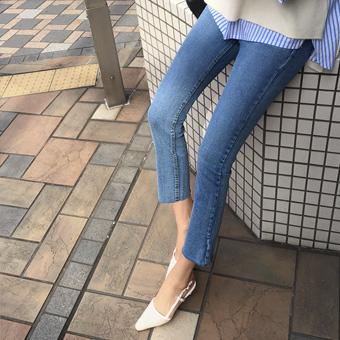 753040 - 艾丽靴型裤
