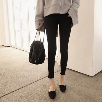 753169 - 热黑裤子氨纶