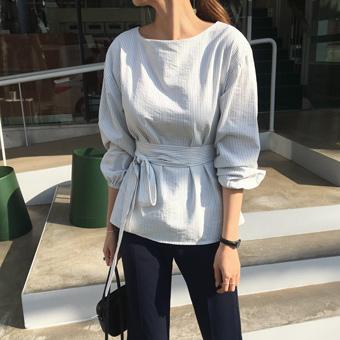 754632 - 皮带珍衬衫
